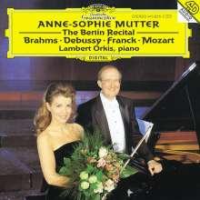 Anne-Sophie Mutter - The Berlin Recital, CD