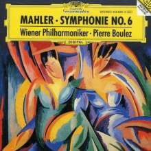Gustav Mahler (1860-1911): Symphonie Nr.6, CD
