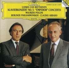 Ludwig van Beethoven (1770-1827): Klavierkonzert Nr.5, CD
