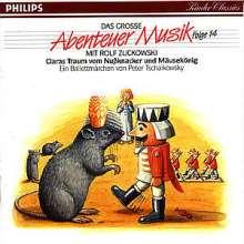 Abenteuer Musik Folge 14, CD