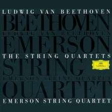Ludwig van Beethoven (1770-1827): Streichquartette Nr.1-16, 7 CDs