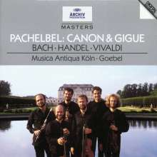 Johann Sebastian Bach (1685-1750): Orchestersuiten Nr.2 & 5, CD