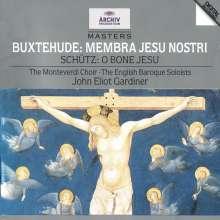 "Dieterich Buxtehude (1637-1707): Passionszyklus ""Membra Jesu Nostri"", CD"
