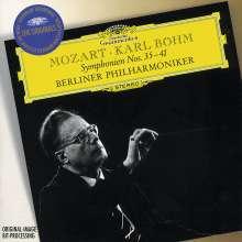 Wolfgang Amadeus Mozart (1756-1791): Symphonien Nr.35,36,38-41, 2 CDs