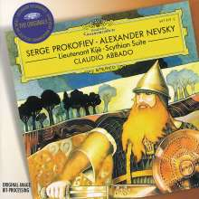 Serge Prokofieff (1891-1953): Alexander Newski-Kantate op.78, CD
