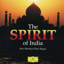 The Spirit of India, CD
