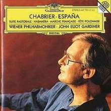 Emmanuel Chabrier (1841-1894): Orchesterwerke, CD