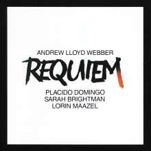 Andrew Lloyd Webber (geb. 1948): Requiem, CD
