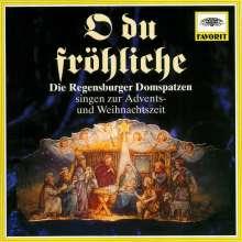 Regensburger Domspatzen - O du fröhliche, CD
