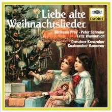 Liebe alte Weihnachtslieder, CD