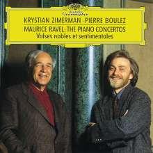 Maurice Ravel (1875-1937): Klavierkonzert G-dur, CD