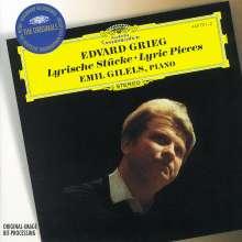 Edvard Grieg (1843-1907): 20 Lyrische Stücke, CD