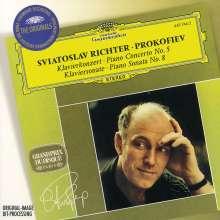 Serge Prokofieff (1891-1953): Klavierkonzert Nr.5, CD