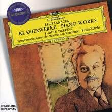 Leos Janacek (1854-1928): Concertino für Klavier & Orchester, 2 CDs
