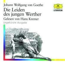 Goethe,Johann Wolfgang von:Die Leiden des jungen Werther, 4 CDs