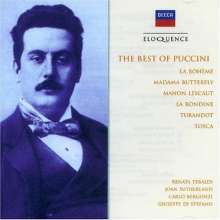 The Best of Puccini, CD