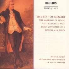 Wolfgang Amadeus Mozart (1756-1791): The Best of Mozart, CD