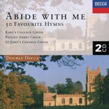 Abide with me - 50 Favourite Hymns, 2 CDs