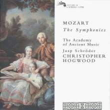 Wolfgang Amadeus Mozart (1756-1791): Sämtliche Symphonien, 19 CDs