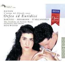 Joseph Haydn (1732-1809): Orfeo ed Euridice, 2 CDs