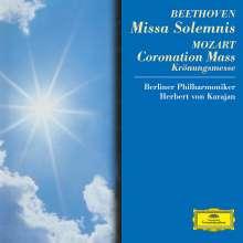 Ludwig van Beethoven (1770-1827): Missa Solemnis op.123, 2 CDs