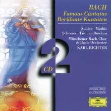 Johann Sebastian Bach (1685-1750): Kantaten BWV 4,51,56,140,147,202, 2 CDs