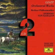Franz Liszt (1811-1886): Les Preludes, 2 CDs