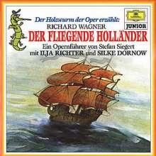 Der Holzwurm der Oper erzählt:Wagner,Der Fliegende Holländer, CD
