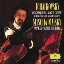 Peter Iljitsch Tschaikowsky (1840-1893): Werke f.Cello & Orchester, CD