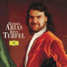 Bryn Terfel singt Händel-Arien, CD