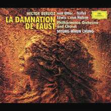 Hector Berlioz (1803-1869): La Damnation de Faust, 2 CDs