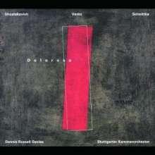 Dmitri Schostakowitsch (1906-1975): Kammersymphonie op.110b, CD