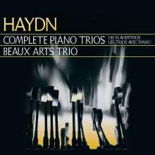 Joseph Haydn (1732-1809): Die 43 Klaviertrios, 9 CDs