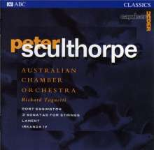 Peter Sculthorpe (1929-2014): Streichersonaten Nr.1-3, CD