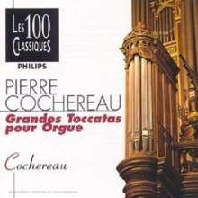 Pierre Cochereau - Grandes Toccatas pour Orgue, CD