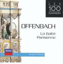 Jacques Offenbach (1819-1880): Gaite Parisienne, CD