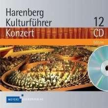 Harenberg Konzertführer, 12 CDs