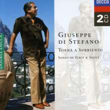 Giuseppe di Stefano - Torna a Surriento, 2 CDs