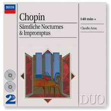 Frederic Chopin (1810-1849): Nocturnes Nr.1-21, 2 CDs