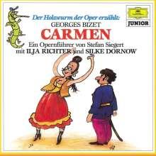 Der Holzwurm der Oper erzählt:Bizet,Carmen, CD