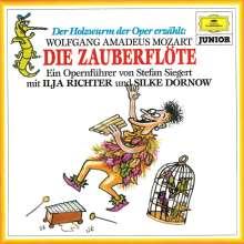 Der Holzwurm der Oper erzählt:Mozart,Die Zauberflöte, CD