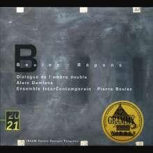 Pierre Boulez (1925-2016): Repons, CD