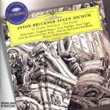 Anton Bruckner (1824-1896): Te Deum, CD
