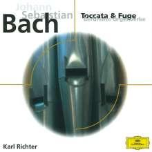 Johann Sebastian Bach (1685-1750): Toccaten & Fugen BWV 538 & 565, CD