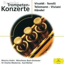 Maurice Andre spielt Trompetenkonzerte, CD