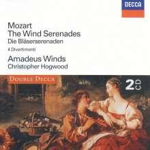 Wolfgang Amadeus Mozart (1756-1791): Serenaden Nr.10-12, 2 CDs