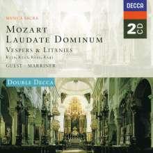 """Wolfgang Amadeus Mozart (1756-1791): Messe KV 258 """"Spaur-Messe"""", 2 CDs"""