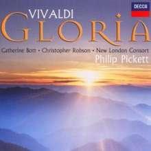Antonio Vivaldi (1678-1741): Gloria RV 588, CD