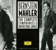 Gustav Mahler (1860-1911): Symphonien Nr.1-10, 16 CDs