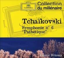 Ferenc Fricsay (1914-1963): Tchaikovsky: Sym No 6, CD